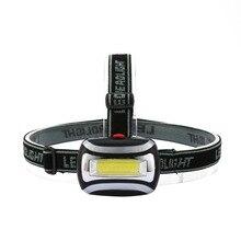2000LM Перезаряжаемые светодиодный головной светильник вспышки светильник головной светильник прочный Водонепроницаемый Кемпинг Рыбалка вспышки светильник