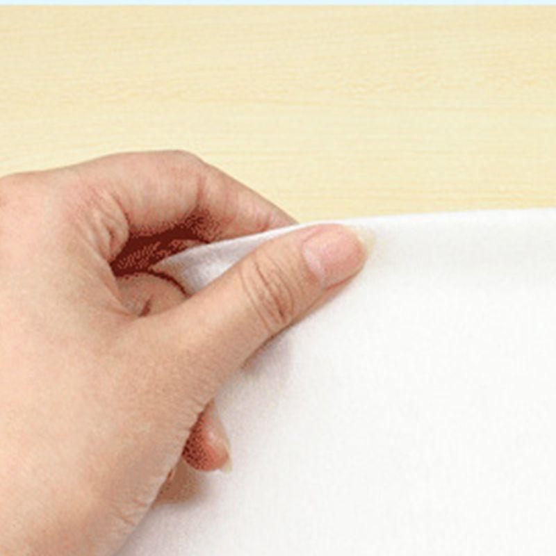 10Pcs/Bag Portable Disposable Wet Wipes Non-Woven Cotton Cleansing Tissue Towel