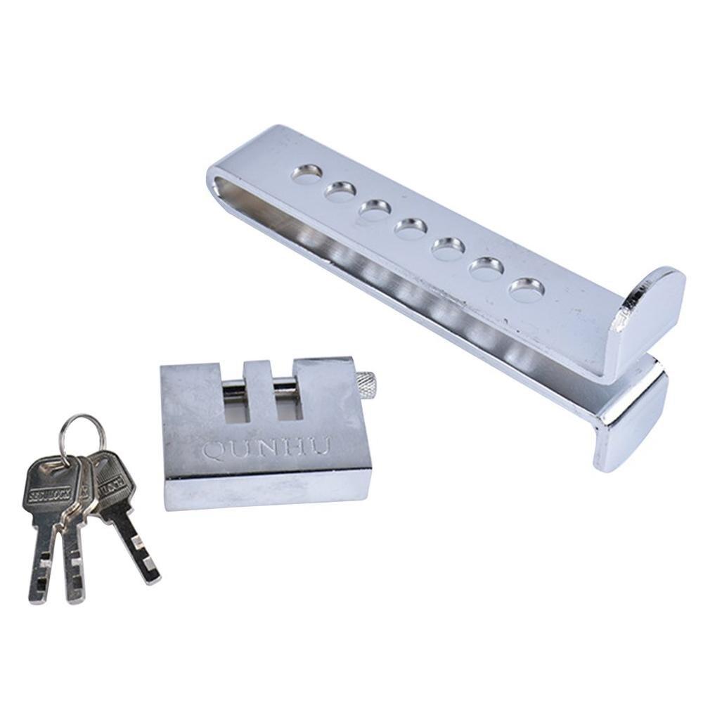 Universal Auto Car Alloy Steel Security Anti-Theft Brake Clutch Pedal Lock For Truck Throttle Accelerator Locks