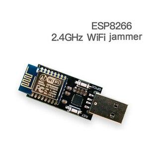 Image 5 - Esp8266 esp12f wifi assassino wifi jammer rede sem fio assassino placa de desenvolvimento cp2102 desligamento automático 4pflash