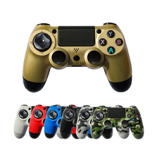 Wired Controller Gamepad For Sony PS4 PlayStation 4 Console Vibration Joypad Suitable For Dualshock 4 wired Joystick Gamepads