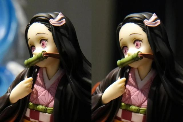 Kimetsu no Yaiba Nezuko Figure PVC Model Toy 160MM Anime Demon Slayer Action Figure Nezuko 1/8 Toys Figurine