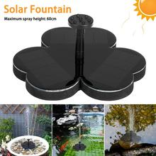 цена на 6V Solar Fountain Watering Solar Water Pump Mini Solar Powered Fountain Garden Pool solar submersible pump Water Fountain