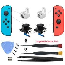 Thumb Stick analógico 3D para Nintendo Switch, Joy Con, módulo de Sensor de Joystick, herramienta de reparación para reemplazo de JoyCon