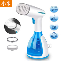 Garment Steamer Household Appliances Vertical Steamer with Steam Iron Brushes Iron for Ironing Clothes1500W 280ML