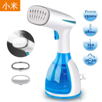 xiaomi Garment Steamer Household Appliances Vertical Steamer with Steam Iron Brushes Iron for Ironing Clothes1500W 280ML