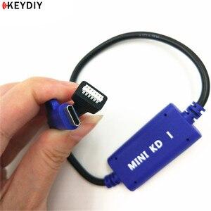 Image 4 - Uds KEYDIY Mini tecla KD generador de mandos a distancia soporte de Cable Android con KD900/KD X2 B/NB serie remoto