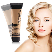 Miss Rose Bronzer Makeup Base Foundation Liquid Cream Concealer Beauty Tool MH88