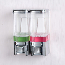 480ml/960ml Soap Dispenser Transparent Liquid Plastic & Bottle For Kitchen Bathroom