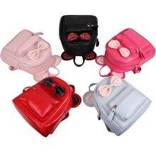 Preschool Backpack Book-Bag Small Girls Boys Children Mini PU for Kids Cute Lovely NEW