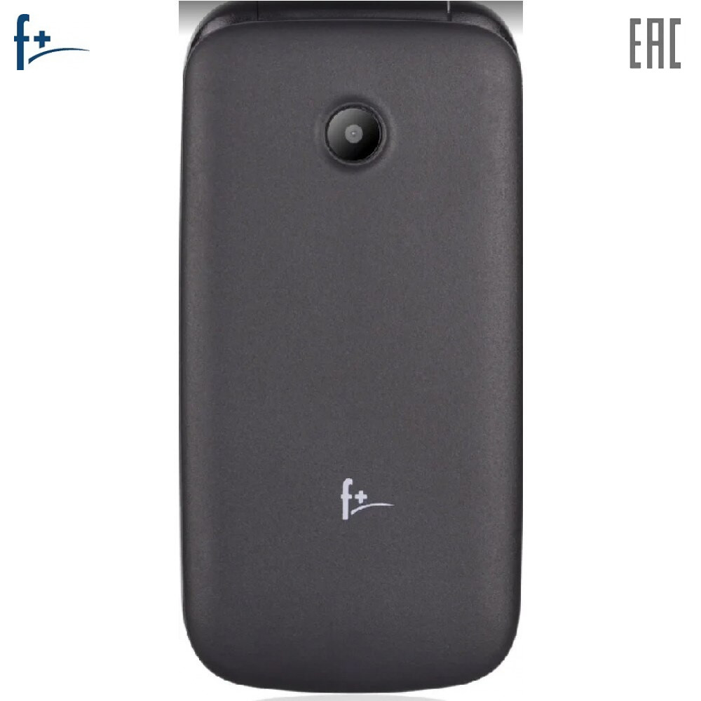 Mobile Phones F+ Flip2 cellular phone cellphone Flip 2 2.4'' 240х320 32MB RAM 32MB 0.08Mpix 2 Sim Micro-USB 750 mah F