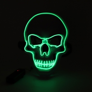 Props Glow In The Dark Mask Gl