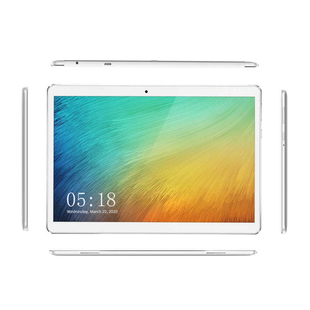 ANRY 64GB ROM Android 8.1 tablet 10 inç 1920*1200 IPS 8000mAh büyük pil 4G Lte telefon görüşmesi WIFI HD Tablet Pc Deca çekirdek