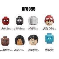 2021 Brinquedo de blocos de construção de personagem distante, cinema famoso de montar para crianças kf6095