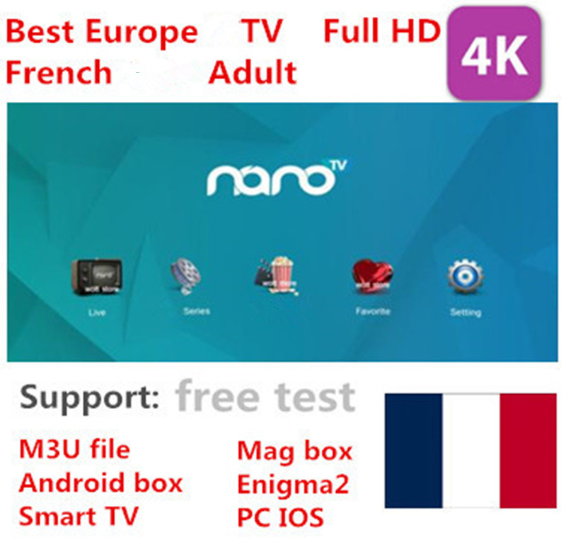 Willwin H265 FHD Nano IPTV French Morroca Belgium Arabic UK US Live TV adult TV Smart TV mag box|Set-top Boxes| |  - title=