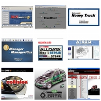 ¡Novedad de 2020! Alldata  Software M.itchell  AutoData 3 38 + todos los datos 10 53 + mit.chell on. And 2015 + ElsaWin + Vivid + atsg 24 en HDD USB 3 0