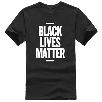 Black Lives Matter Men's T Shirt BLM Tee Tops  Activist Movement Clothing Casual Cotton Short  Sleeve