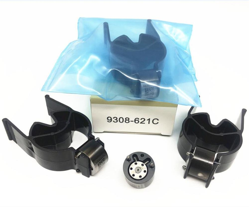 4pcs / Set Brand New Euro 3 Control Valves 9308-621C 28440421 28538389 for Diesel Common Rail Injector Valves 9308Z621C 28239294