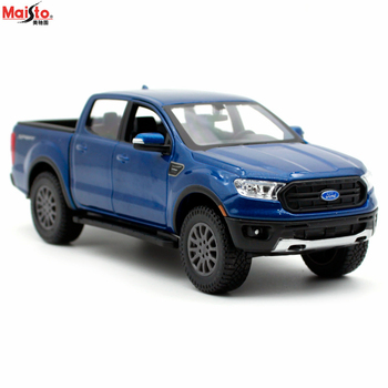 Maisto 1:27 2019 Ford Raptor Pickup Truck Simulation Alloy Car Model Car crafts decoration collection toy tools gift maisto 1 24 ford raptor manufacturer authorized simulation alloy car model crafts decoration collection toy tools