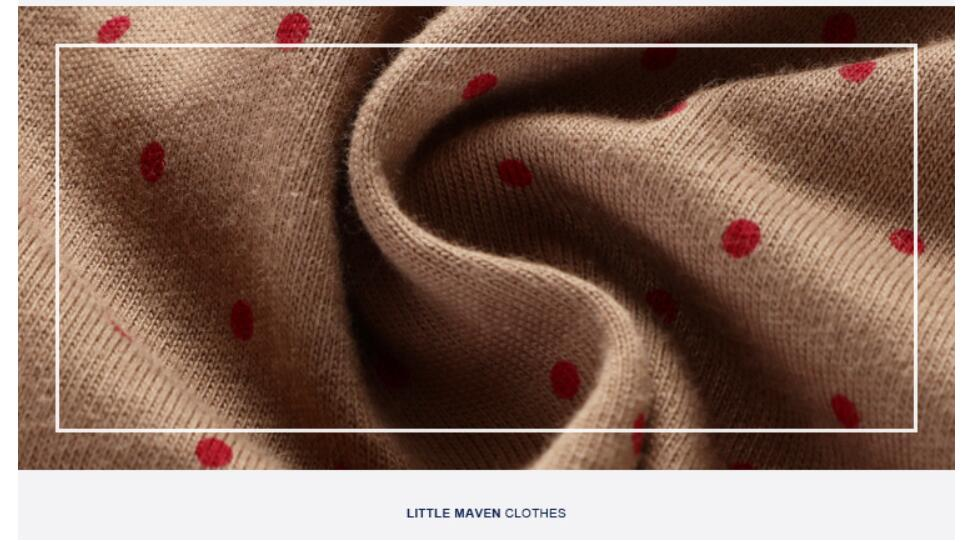 Little maven kids girls fashion brand autumn children's dress baby girls clothes Cotton dot print toddler Ribbon dresses S0510 6