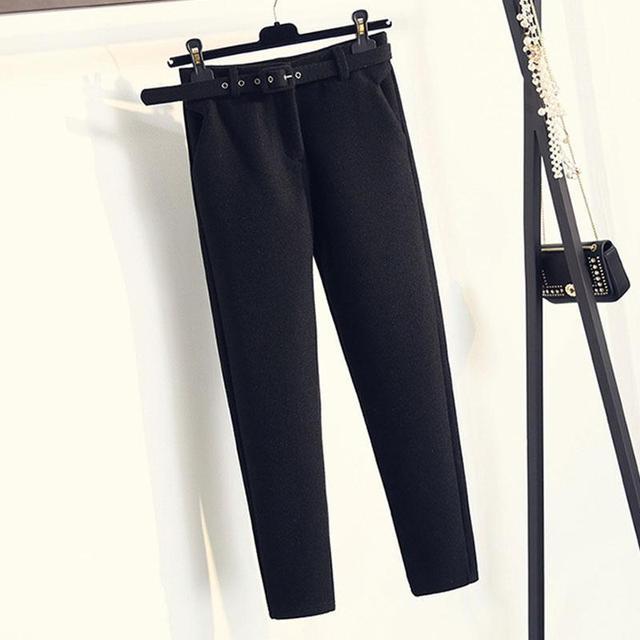 Winter Harem Pants 3