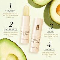 Neutriherbs Vitamin E Lip Balm Lip Gloss  Jelly Moisture Nourishing Anti-Cracking Lipstick Lip Care 0.13 fl.oz 3