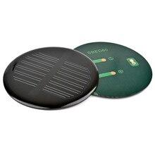 Sunyima 2 шт Мини Портативный углублённые встраиваемые Панели солнечные Китай батареи Зарядное устройство D80mm 6V 50mA monocristalinas панно Solaire солнцезащитный Мощность