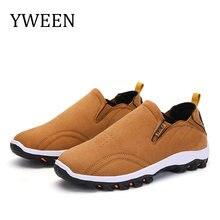 Yween Для мужчин повседневная обувь; Сезон весна; Прогулочная