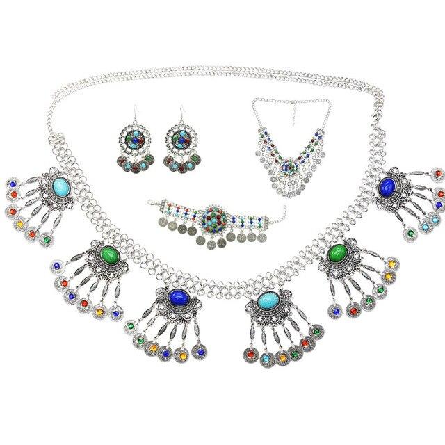 Bohemian Bead Jewelry Sets...