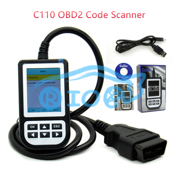 New V6.0 For BMW Creator C110+ for BMW Code Reader Scanner for BMW C110+ Scanner C110 OBD2 Code Scanner For Diagnostic Scanner image