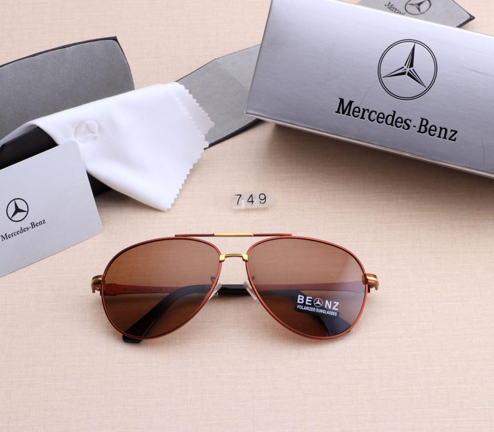 2021 Mercede Benz Sunglases Men Police Polarized S