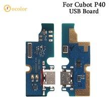 Ocolor per Cubot P40 scheda USB per Cubot Note 20 pro parti di ricambio scheda connettore accessori per porte di ricarica di alta qualità