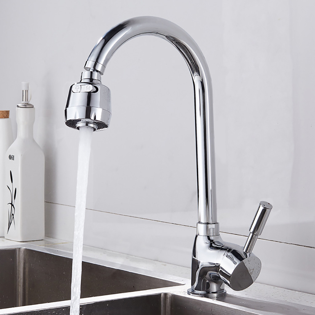 2pcs Flexible Faucet Sprayer Turbo Flex 360 Sink Faucet Sprayer Jet Faucet Nozzle Filter  Water Pipe Adapter