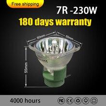 Free shipping Stage lighting 7R Lamp Sirius OSRAM HRI 230W lamp for moving heads beam lamp