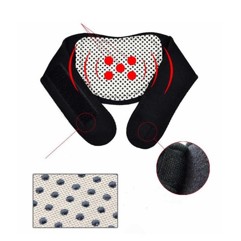 1 Pcs BYEPAIN Tourmaline Terapia Magnetica del Massager del Collo Cervicale Protezione Vertebra Riscaldamento Spontaneo Del Corpo Della Cinghia
