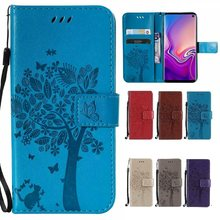 Luxe PU Leather Case Wallet Flip Magnetische Met Card Houders Cases Voor Fly FS518 FS517 FS510 FS516 FS514 FS512 FS511 FS508(China)
