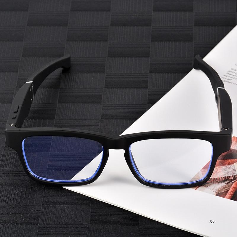 Gafas planas T1, inalámbricos con Bluetooth Auriculares, 5,0 Binaural, Mini llamadas, teléfono móvil, universales|Lentes para vídeo| - AliExpress