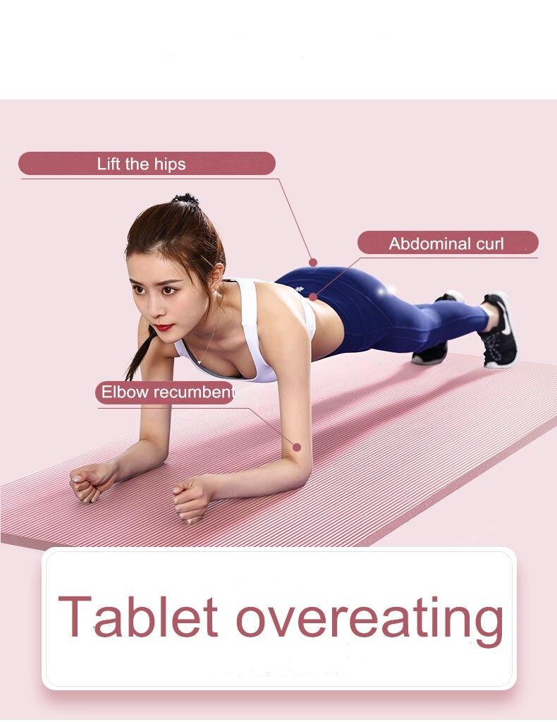 gym workout pilates esteiras da aptidão do