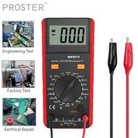 PROSTER für BM4070 LCR meter kapazität Induktivität Widerstand selbstentladung LCD Digital Multimeter Spannung Tester Multimetro-in Multimeter aus Werkzeug bei