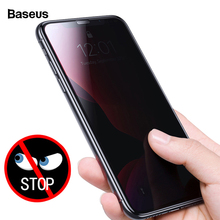 Baseus 2pcs 0.3mm Screen Protector Tempered Glass For iPhone