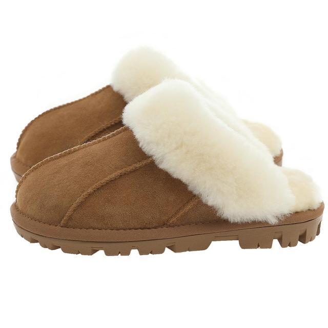 Millffy חדש כבש חדש בית נעלי בית נעל איש קיץ אופנה קוריאני מקורה מיזוג אוויר נעלי בית