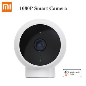 Xiaomi Surveillance Camera IP Wifi Outdoor 1080P HD Night Vision AI Detection 170° IP65 waterproof Baby Security Monitor Mijia