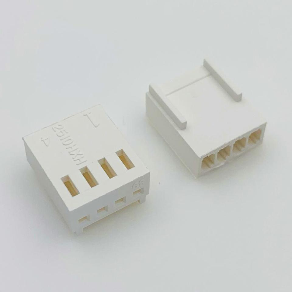 Connector Accessories 40 POS Mini-HMC Plug Cover Right Angle Aluminum Alloy Tray 500811-1010