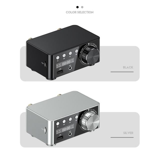Digital Power Stereo Audio Amplifier  4
