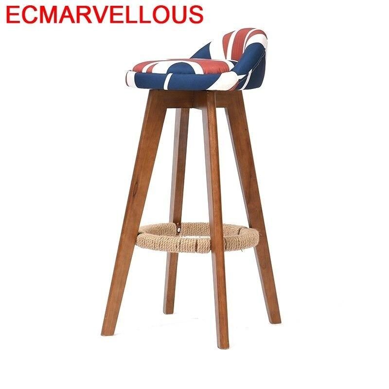 Comptoir Bancos De Moderno Sandalyesi Kruk Para Barra Cadir Hokery Sandalyeler Sedie Cadeira Stool Modern Silla Bar Chair