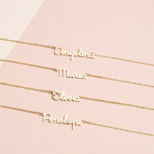 HIYONG Name Necklace Gold Color Stainless Steel Personalized Custom Necklaces for Women Gift Nameplate Name Pendant Choker Etsy hiyong custom crown name necklace personalized silver rose gold chain nameplate choker christmas gift necklaces jewelry
