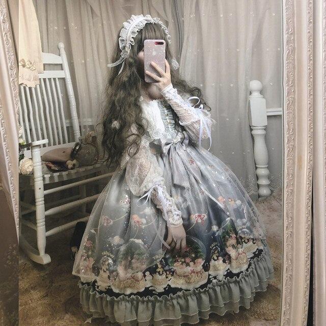 Фото блузка в английском стиле lolita кружевная рубашка с открытыми цена