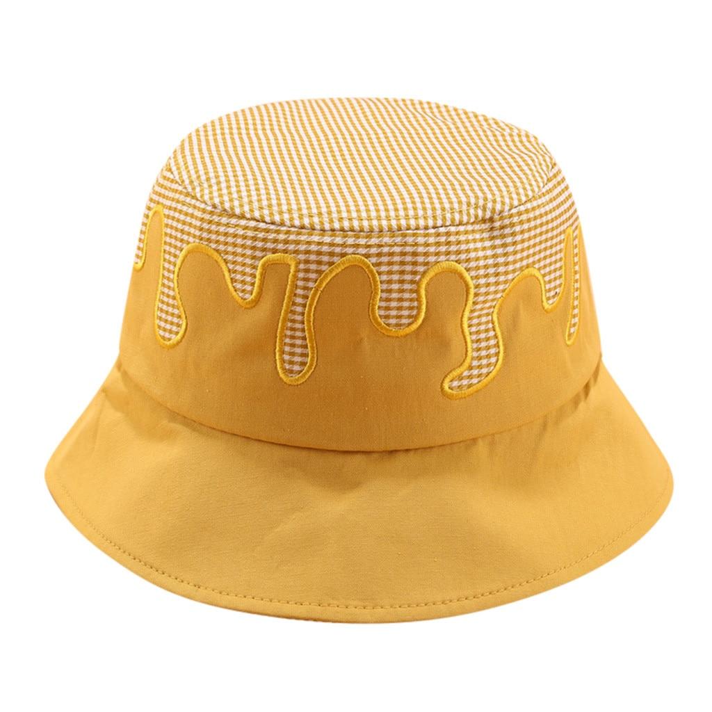 SAGACE Ms. Fisherman Hat Stitching Contrast Sun Visor Winter Autumn  Outdoor Travel Folding Basin Cap Cute Women Girl