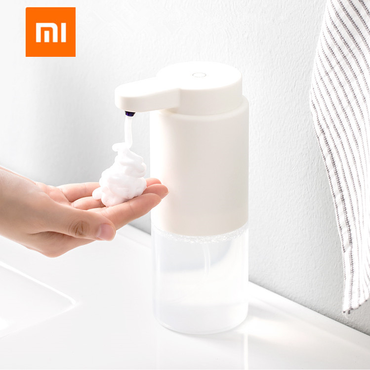 Xiaomi mijia Jordan&Judy Fully Auto Liquid Foaming Soap Dispenser Smart Seneor Touchless USB Rechargeable Hand Washer Sanitizer