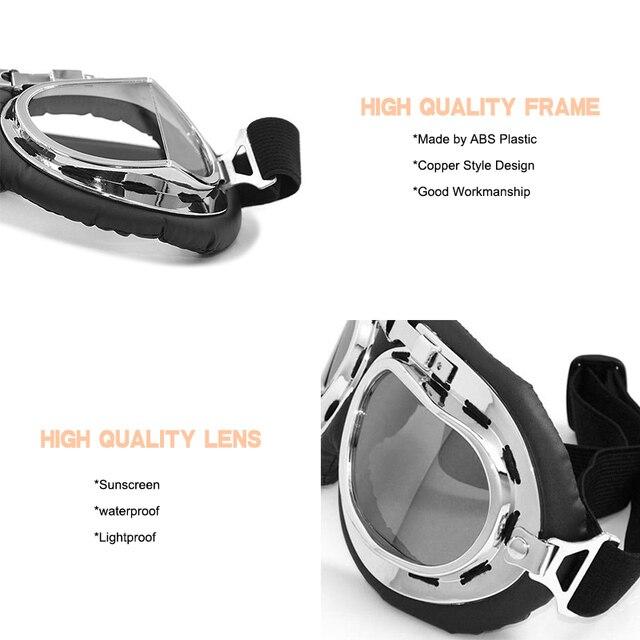 Silver Edge Biker Sunglasses  3